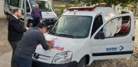 Município Recebe Nova Ambulância