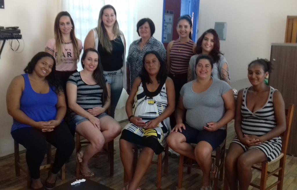 Cras inicia Grupo com Gestantes de Dona Francisca