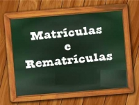 EDITAL DE MATRICULAS E REMATRÍCULAS 2020