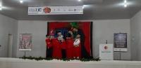 Escolas Municipais Prestigiam Apresentação  do Natal Iluminado da Quarta Colônia