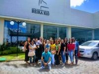 Professores da Rede Municipal de Dona Francisca Participam de Jornada Inovativa