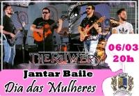 CONVITE JANTAR BAILE DIAS DAS MULHERES