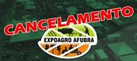 CANCELAMENTO DA EXPOAGRO AFUBRA
