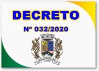 DECRETO 032 - DE 02 DE ABRIL DE 2020