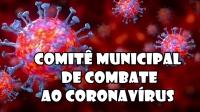 COMITÊ MUNICIPAL DE COMBATE AO CORONAVÍRUS