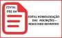 PSS 04 - EDITALHOMOLOGAÇÃODASINSCRIÇÕES–RESULTADO DEFINITIVO