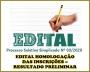PSS 003- EDITAL HOMOLOGAÇÃO DAS INSCRIÇÕES APÓS RECURSO – RESULTADO DEFINITIVO