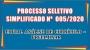 PSS 005 - EDITAL 004 - ANALISE DE CURRÍCULO - RESULTADO PRELIMINAR