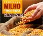 ENCOMENDAS DE SEMENTES DE MILHO PELO PROGRAMA TROCA-TROCA 2020/2021