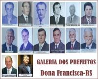 """HISTÓRIA, FOTOS E FATOS – EMANCIPAÇÃO POLÍTICO ADMINISTRATIVO DE DONA FRANCISCA """"UMA HISTÓRIA CHEIA DE HISTÓRIAS"""