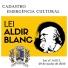 CADASTRO EMERGENCIAL CULTURAL ALDIR BLANC