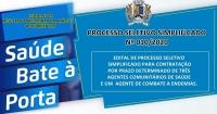 PSS 10 EDITAL N° 09 – PUBLICAÇÃO DO RESULTADO PRELIMINAR DA ANÁLISE DE CURRÍCULOS