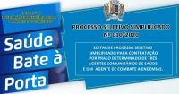 PSS 10-EDITAL N° 10 – PUBLICAÇÃO DO RESULTADO FINAL DA ANÁLISE DE CURRÍCULOS