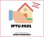 RETIRADA DE CARNÊS DO IPTU 2021