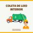 COLETA DE LIXO NO INTERIOR