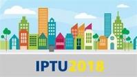 IPTU - Imposto Predial e Territorial Urbano 2018