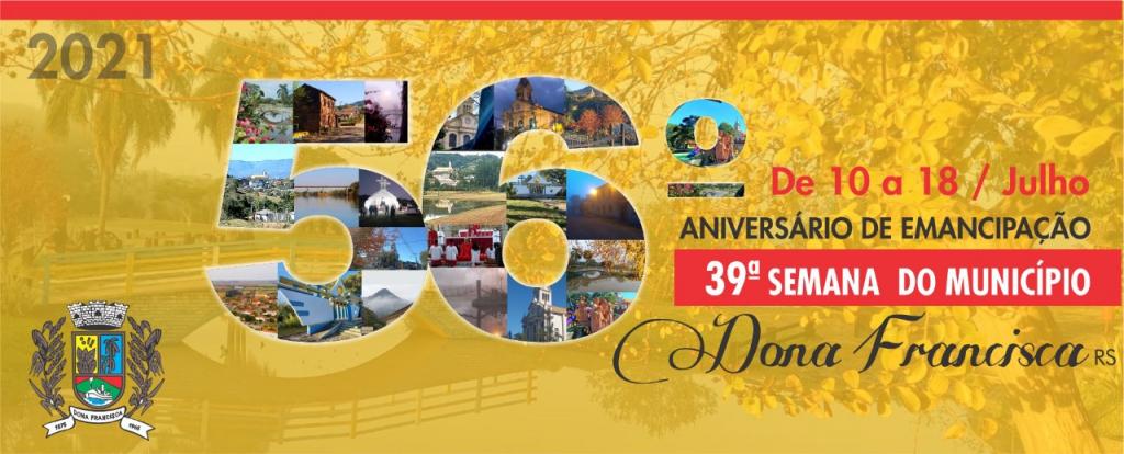 CONCURSO ESCOLHA DAS SOBERANAS DE DONA FRANCISCA 2021/22