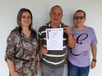Prefeitura Confecciona Carteira de Estacionamento para Pessoas Idosas e Portadores de Deficiência