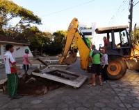 Reforma e Revitalização da Praça  Matriz Padre José IOP