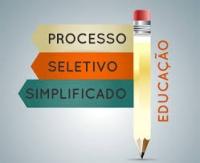 EDUCAÇÃO - Edital de Processo Seletivo Simplificado 001/2018