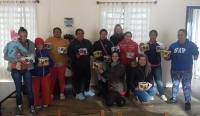 Grupo de Famílias realiza atividades no CRAS