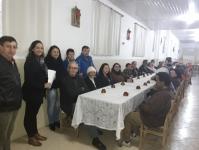 Chá Com O Grupo da Melhor Idade