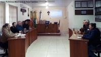 Reunião do Comitê Municipal de Coordenação Para Gestão de Resíduos Sólidos