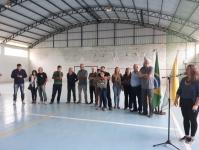 AMPLIAÇÃO, REFORMA E REVITALIZAÇÃO DO GINÁSIO DE ESPORTES DA COMUNIDADE LINHA ÁVILA
