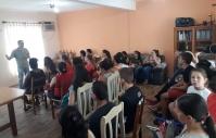 CURSOS PROFISSIONALIZANTES OFERTADOS PARA COMUNIDADE FRANCISCANA