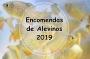 Encomendas de Alevinos 2019
