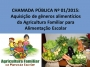 Chamada Pública 001/2015