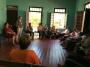 Grupo de pessoas com hipertensão e diabetes ,realizados uma vez por mês ministrado pela Dr Tatiane de Agentes de saúde.