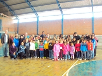 Programa Mais Educação inicia sua atividades em Dona Francisca