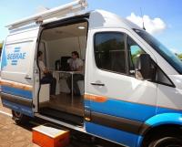 Unidade Móvel do SEBRAE visita o município